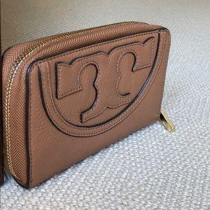 Tory Burch Brown Wallet